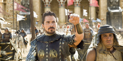 'Exodus: Gods and Kings': Why does God seem so angry in the Old Testament?