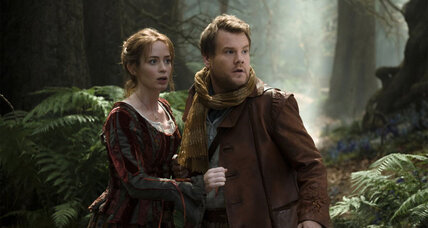 'Into the Woods': How the movie does fairy tales with a twist