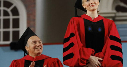 J.K. Rowling's Harvard commencement speech will become a book