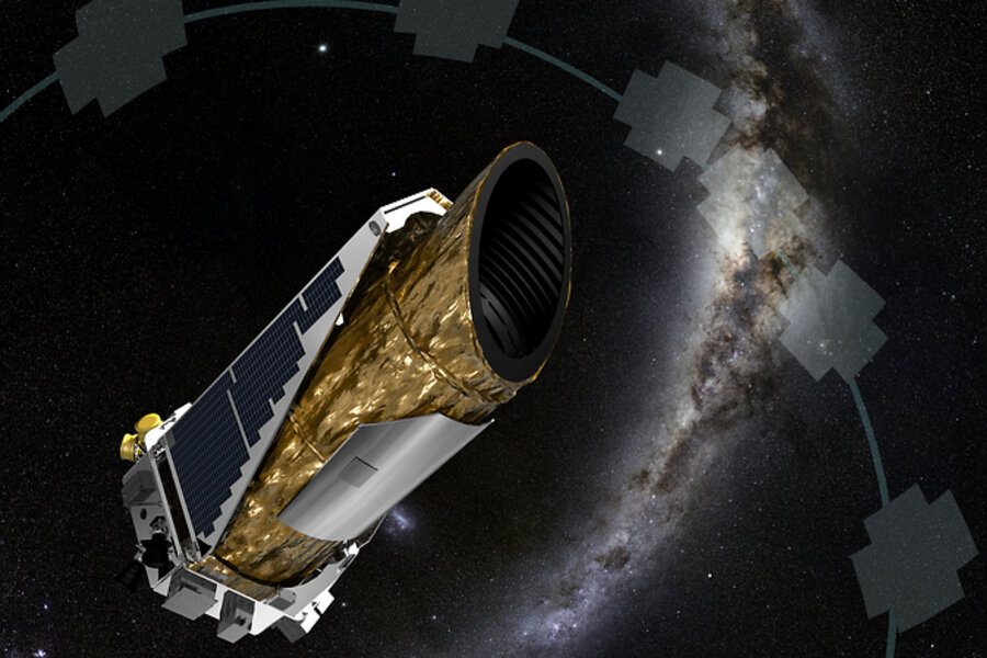 NASA's Kepler space telescope finds 'Super-Earth' after 19-month hiatus