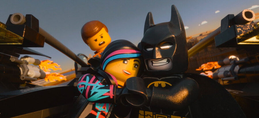 2014 In Film Why The Lego Movie Is The Year S Most Successful Original Movie Csmonitor Com