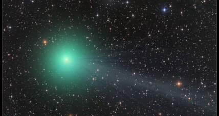 New Year's surprise: a comet you can see with the naked eye