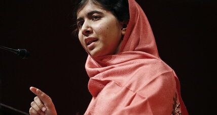 Malala Yousafzai: 'I condemn these atrocious and cowardly acts' (+video)