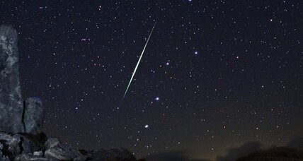 Geminid meteor shower peaks: Yes, some falling stars could reach earth