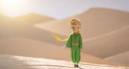 'The Little Prince' passes from generation to generation and now to film