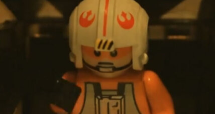 Lego-inspired 'Star Wars' Episode VII prompts budding filmmakers