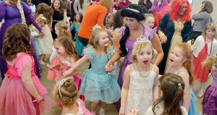 How to empower the princess-obsessed preschooler
