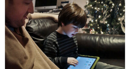 Kids and technology: Three household principles