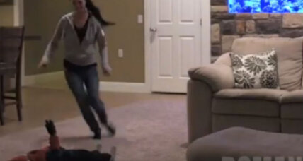 Roman Atwood's toddler prank: A dad humor fail? (+video)