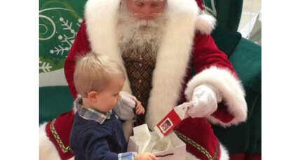 The gift for Santa: Putting giving in the hands of kids