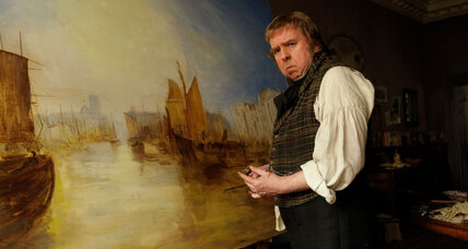 'Mr. Turner': The protagonist is only a caricature