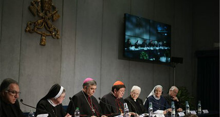 'Nuns on a bus' can relax: Vatican sings new tune on US nuns