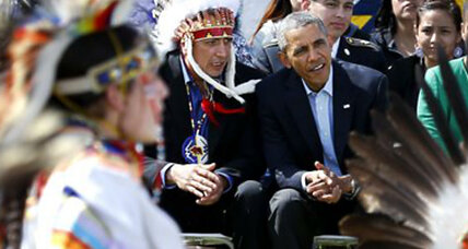 What's in Obama's plan for Native American youth?