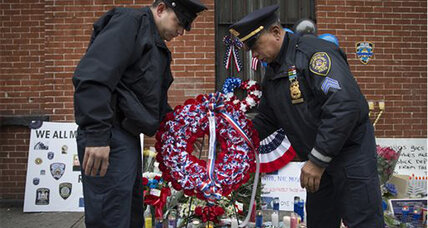 VP Biden to attend wake for slain NYPD Officer Rafael Ramos