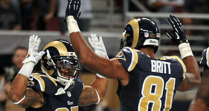 NFL won't punish St. Louis Rams for 'Hands up, Don't Shoot' protest (+video)