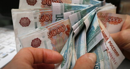 Russia's ruble crisis: What's at stake for European businesses