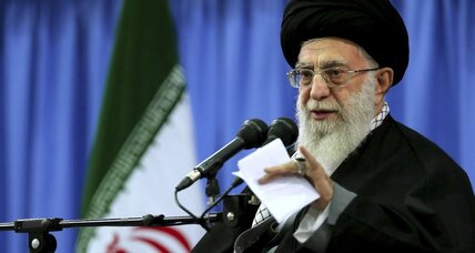 Iran's Khamenei tweets his views on US police brutality