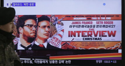 'The Interview' is a political comedy that's neither political nor funny
