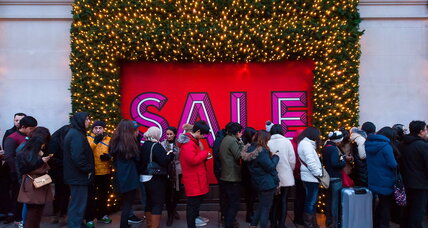 After-Christmas sales: Can they boost this year's sales slump?