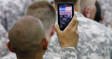 Obama's popularity falls to record low among US troops. Why?