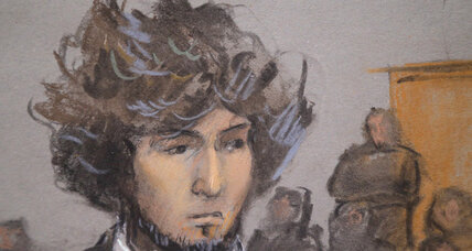 Boston Marathon bombing suspect makes first court appearance since 2013