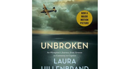 'Unbroken' YA adaptation follows original book to the bestseller lists