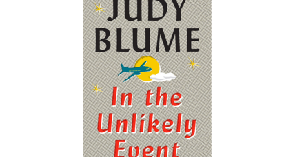 Judy Blume's next book for adults will be released this June