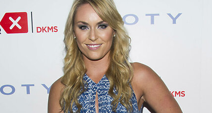Why Lindsay Vonn still wants to race men