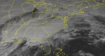 Christmas forecast: Severe weather threatens to snarl holiday travel (+video)