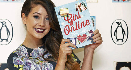 Blogger Zoe Sugg sets new record for fastest-selling debut novel