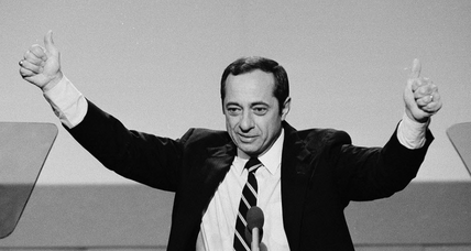 Mario Cuomo was a giant in New York politics