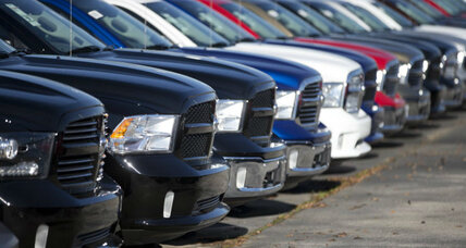 Car sales jump: Consumer revival in 2014 wasn't just about falling gas prices