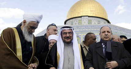 Muslims urged to visit contested Jerusalem holy site: Will tolerance prevail?