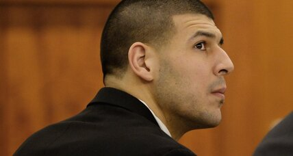 Jurors will see ex-NFL star Aaron Hernandez's trophies, judge says