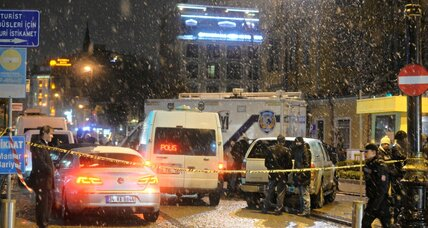 Female Istanbul suicide bomber was part of terrorist group