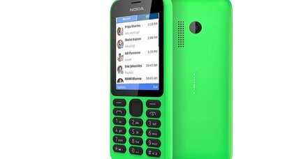 CES 2015: Microsoft's $29 Nokia 215 lasts 29 days on a single charge