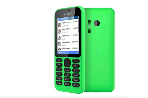 CES 2015: Microsoft's $29 Nokia 215 lasts 29 days on a ...