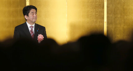 Japan's Abe to express 'remorse' but not 'retrospection' on World War II