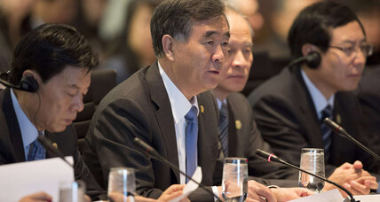 A newly modest China? Official's reassurances raise eyebrows in US.
