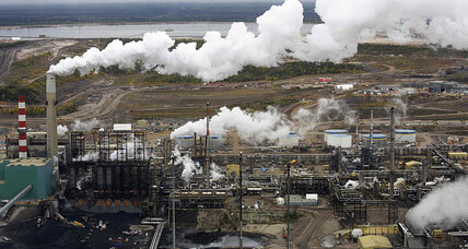 Low oil prices take their toll on Canada. Are oil sands in trouble?