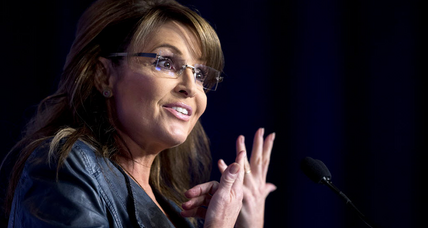 Palin invokes Obama: 'At least Trig didn't eat the dog.' Inappropriate or fair game?