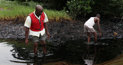 Royal Dutch Shell to pay $83.5 million settlement for Nigeria spill