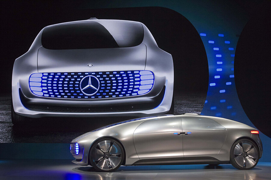 Mercedes F 015 >> Mercedes Benz F015 Self Driving Car Concept Debuts At Ces
