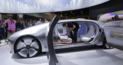 CES 2015: Mercedes, Ford, Audi embrace connected, self-driving cars
