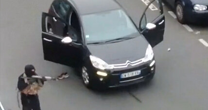 Paris Hebdo attack: France awash with black-market weaponry (+video)