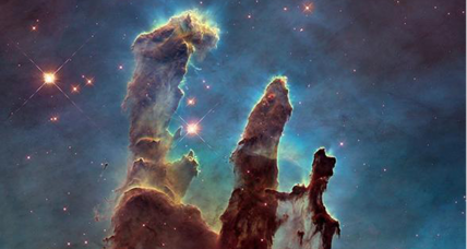 Astronomers reveal spectacular new Hubble image