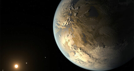 Planet hunters spot eight potentially habitable worlds