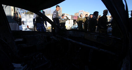 Car bomb kills dozens in Yemen capital; security forces again the target (+video)