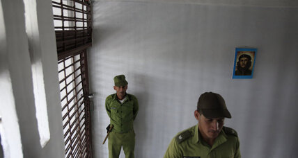 Three Cuban political prisoners released. More to follow?