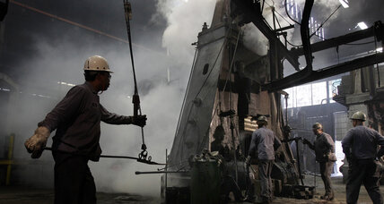 Oil price plunge means layoffs for US steel workers (+video)